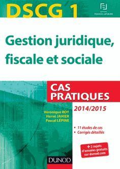 Cas pratiques 2014/2015. COTE : 322.55 DUN