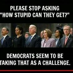 Quite Making Stupid People (Demtards) Famous