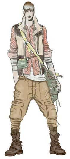 MEN's Fashion. by JAA DESIGN at Coroflot.com