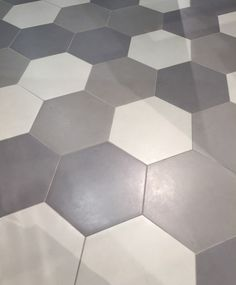 Daltile Beehive Hex 24 Quot Large Format Hex Installed On Wall