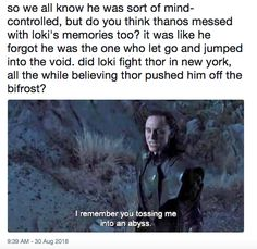 Read these & marvel memes hilarious the avengers Funny Marvel Memes, Dc Memes, Avengers Memes, Marvel Jokes, The Avengers, Loki Thor, Marvel Fan, Marvel Dc Comics, Marvel Heroes