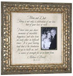 mother of the bride gift parents of the bride gift parents wedding