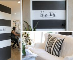 BLISS and TELL BRANDING COMPANY studio/office