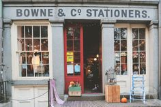 Bowne & Co Stationers - Seaport Museum New York
