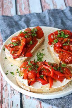 Bruschetta, Tapas, Sandwiches, Brunch, Appetizers, Ethnic Recipes, Recipes, Appetizer