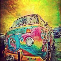 Trippy. Hippie life.✌