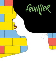 Frontier 10 by Michael DeForge will debut at Comic Arts Brooklyn!