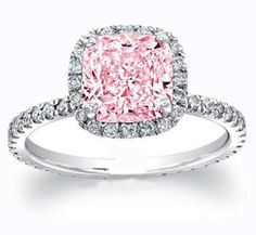except instead of pink sapphire, aquamarine. <3 yes.