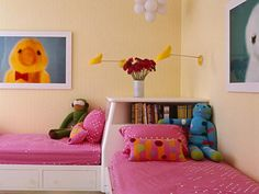 Kids Rooms Brilliant Kids Share Room Decorating Ideas Kids Shared Elegant homes images