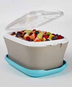 Another great find on #zulily! Gatherings Go Side Serve Ultra & Insulated Carrier Set #zulilyfinds