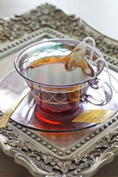 Morning Tea..