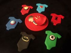 Items similar to Superhero Sleeping Baby on Etsy Fondant Cake Toppers, Baby Sleep, 3d, Superhero, Unique Jewelry, Handmade Gifts, Etsy, Kid Craft Gifts, Craft Gifts