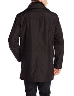 Marc New York by Andrew Marc Men's Chapman City Rain Jacket with Faux Fur Inner Collar, Black, Large - See more at: http://jewelry.florentt.com/jewelry/marc-new-york-by-andrew-marc-men39s-chapman-city-rain-jacket-with-faux-fur-inner-collar-black-large-com/#sthash.hFdYi9ft.dpuf