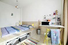 Jurnal de design interior  Garsonieră de 40 m² în Arad