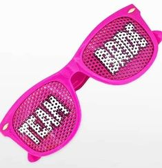These novelty Team Bride sunglasses are perfect for your bridal party! Get a pair for the team to wear at a designation or pool party. They'll be sure to stand out in the crowd! Bachelorette Party Favors, Team Bride, Party Guests, Round Sunglasses, Bridal, Party Accessories, Nashville, Wwe, Crowd