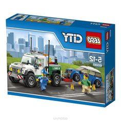 Lego City Конструктор Буксировщик автомобилей 60081