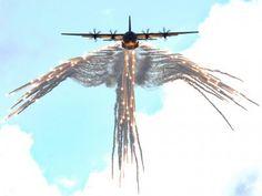 lockheed c 130 hercules : Full HD Pictures Military Jets, Military Aircraft, Fighter Aircraft, Fighter Jets, Airplane Fighter, C130 Hercules, Ac 130, Angel Flight, Armada