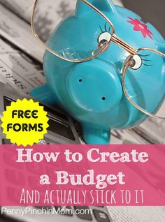 The most important thing you can do for yourself financially is to create a budget. Not just any budget, but one that you can actually follow and use. This can be very scary if you are new to setting one up, but we can help! We have free forms and even a spreadsheet you can use. We walk you through it all, step by step, to help you get your own budget set up! What is great is that our forms even do the calculations for you!!! Get more information on setting up your own budget and your ...