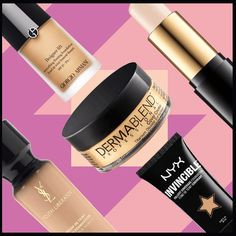Beauty Haul of Fame: The Best Full-Coverage Foundations @Makeup.com