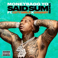 Said Sum (feat. City Girls & DaBaby) - Remix - song by Moneybagg Yo, City Girls, DaBaby | Spotify My Music Playlist, Music Songs, Music Videos, Cover Art, Red Song, Latest Song Lyrics, Song Reviews, Mixed Feelings, Workout Music