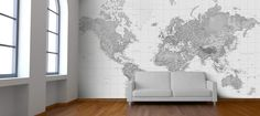 Here at wallpapered we are committed to producing the highest quality, custom printed wall coverings for customers all over the world. We offer a wide range of wall murals including world map wallpaperand map wallpapers of your exact area