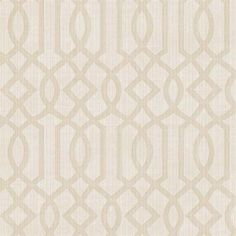 Beige Burgundy Trellis Wallpaper, SBK25438