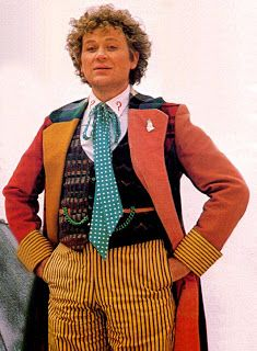 Making Sixth Doctor Trousers