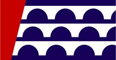 City flag of Des Moines, Iowa