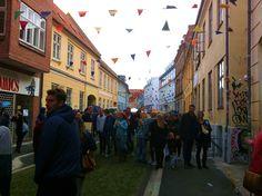 Mejlgade Street Festival- Aarhus, Denmark