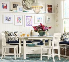 Build Your Own - Ryland Modular Banquette | Pottery Barn