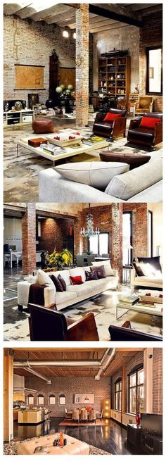 love this urban loft