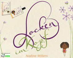 """""""Locken im Kopf"""" von Nadine Willers ab Juni 2015 im bookshouse Verlag. www.bookshouse.de/wallpapers/"""
