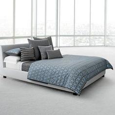 Simply Vera Vera Wang Sterling Blue Bedding Coordinates #kohls