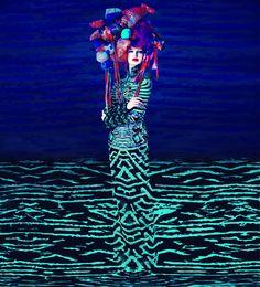 Mary Katrantzou, The Surrealist Ideal by ERIK MADIGAN HECK