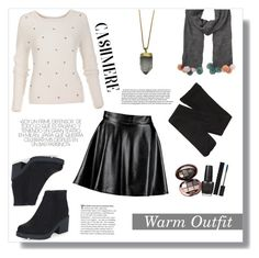 """-Rayne-"" by artistic-biscuit ❤ liked on Polyvore featuring Boohoo, New Look, Zara Taylor, OPI, Gucci and Miss Selfridge"