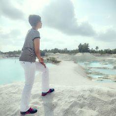 #wonderful#danaukaolin#belitungisland#