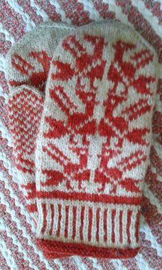 Fair Isle Knitting, Mittens, Knitted Hats, Knitting Patterns, Gloves, Socks, Fingerless Mitts, Knit Patterns, Fingerless Mittens