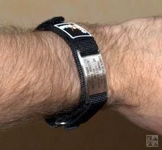 Test : le bracelet d'identification Data Vitae | Coureur Du Chablais