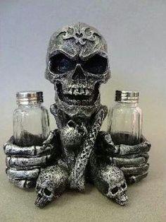 Salt & pepper for my table