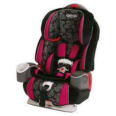 Graco Argos 70 3-in-1 Car Seat - Butterfly Bliss $199.99 -- I love this pattern! And Adriana loves butterflies (and they have always reminded me of her) It would be perfect.. the question is.. would i be able to fit 3 across come Jan 2015 lol bc whatever seat i get Adriana is going to be the only seat she needs.. The Argos/Nautilus might be too wide..