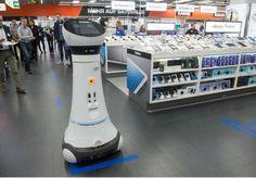 Mediamarket prova il commesso robot - ae Apparecchi Elettrodomestici https://plus.google.com/105527333833895302067/posts/QZxagv71XE6