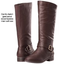 Classic Stretch Buckle Boot - Sale price $39.99