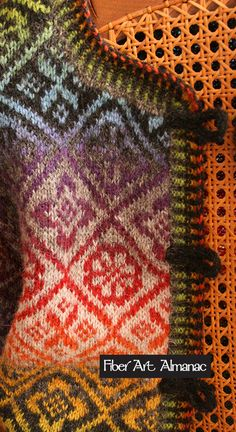 TWO COLOR STRANDED KNITTING…THE EASY WAY!