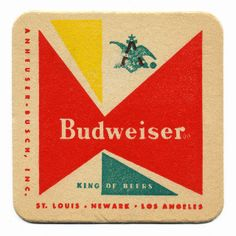 Budweiser, King Of Beers by Bart, via Flickr
