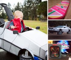Great Scott! These Back to the Future DIY projects are sure to knock your socks off. (And maybe even your self-drying jacket.)Who didn't want Marty McFly's sweet hoverboard (at least until he got stuck over the water)? Now you can make your own replica. And no need to wait around a parking lot for black-market plutonium — you can make these flux capacitors with components you have laying around the house.Where you're going, you might not need roads, but DIY project inspiration is always…