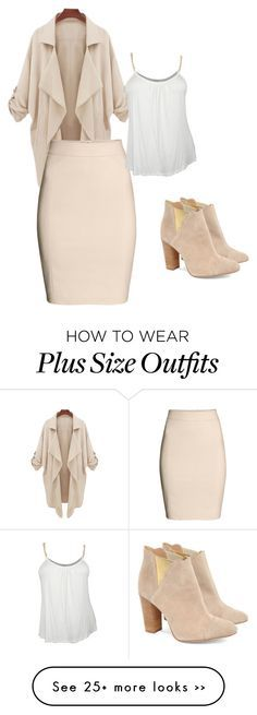 """""""Simple Chic Profession"""" by petite-chic on Polyvore"""