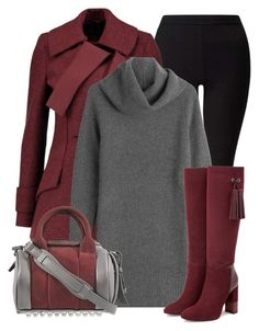 Untitled #615 by oxigenio on Polyvore featuring polyvore, fashion, style, Proenza Schouler, Ralph Lauren Blue Label, Miss Selfridge, Aquatalia by Marvin K., Alexander Wang and clothing