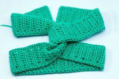 Hopeful Honey | Craft, Crochet, Create: Twisted Turban Headband Crochet Pattern