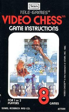 Atari - Video Chess