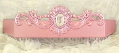 Bed canopy crown Free Sheers Countess all by PrincessCanopyShop